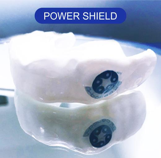 bite sportivi Power Shield